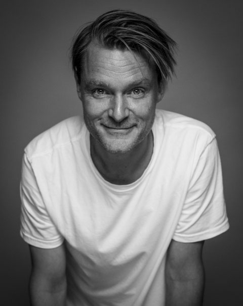 Kristian Mott - Senior producer